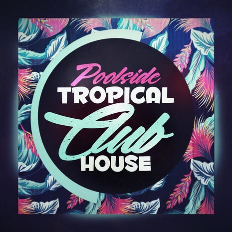 Poolside Tropical Club House