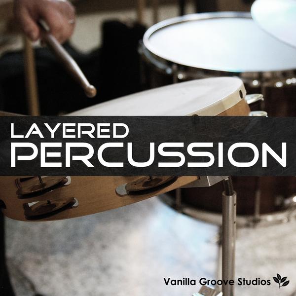 Layered Percussion Vol 1