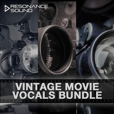 RS: Vintage Movie Vocals Bundle