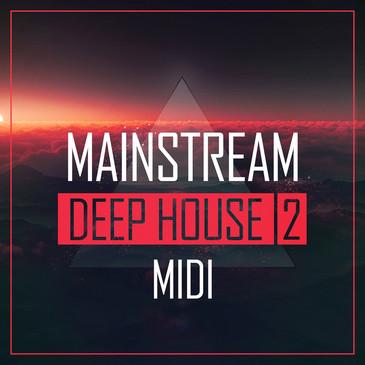 Mainstream Deep House 2: MIDI