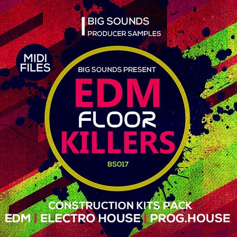 Big Sounds: EDM Floor Killers