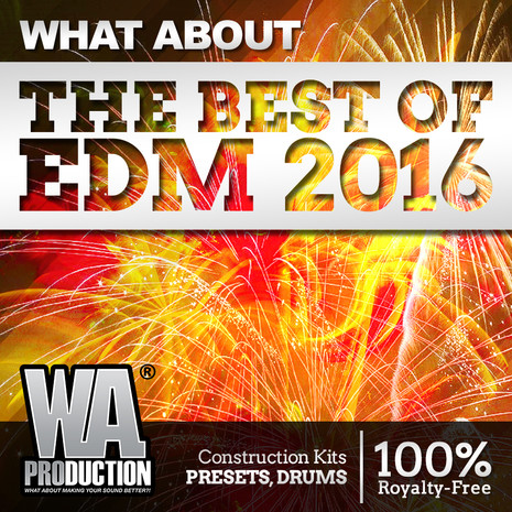 What About: The Best Of EDM 2016