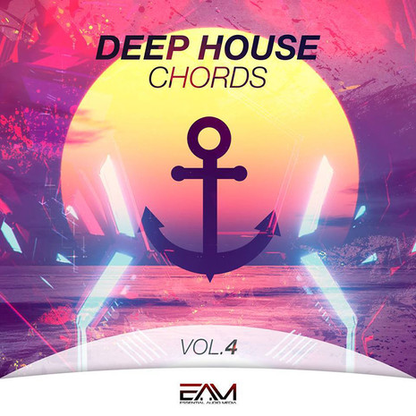 Deep House Chords Vol 4