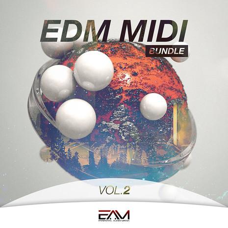 EDM MIDI Bundle Vol 2