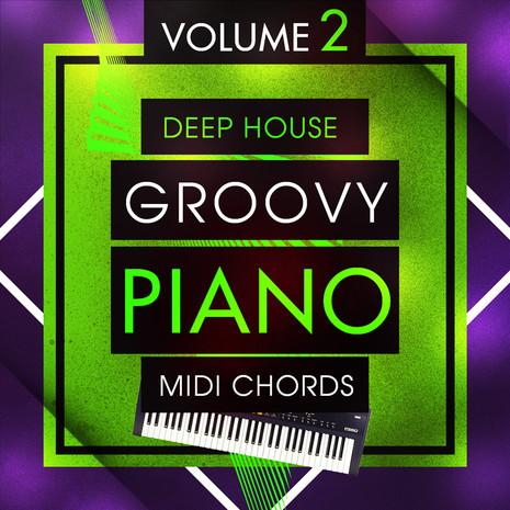 Deep House Groovy Piano MIDI Chords 2