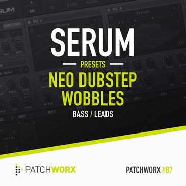 Dubstep Serum Presets Free