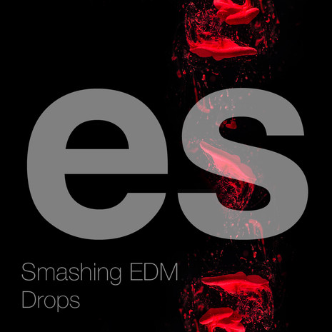 Smashing EDM Drops