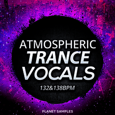 Atmospheric Trance Vocals