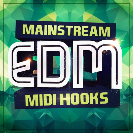 Mainstream EDM MIDI Hooks