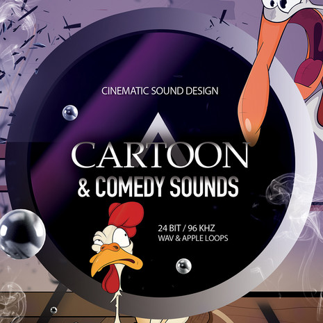 Cartoon & Comedy Sounds
