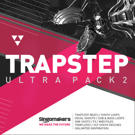 Trapstep Ultra Pack 2