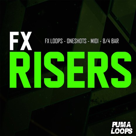 Puma Loops: FX Risers