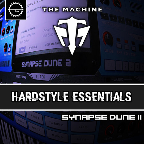The Machine: Hardstyle Essentials