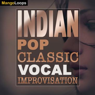 Indian Pop: Classic Vocal Improvisation
