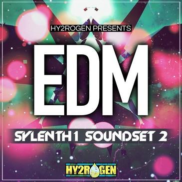 EDM Sylenth1 Soundset 2