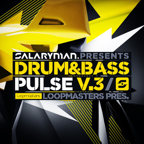 Salaryman: Drum & Bass Pulse Vol 3