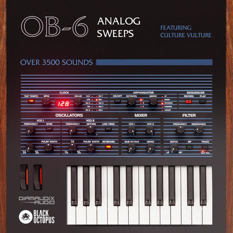 OB6 Analog Sweeps