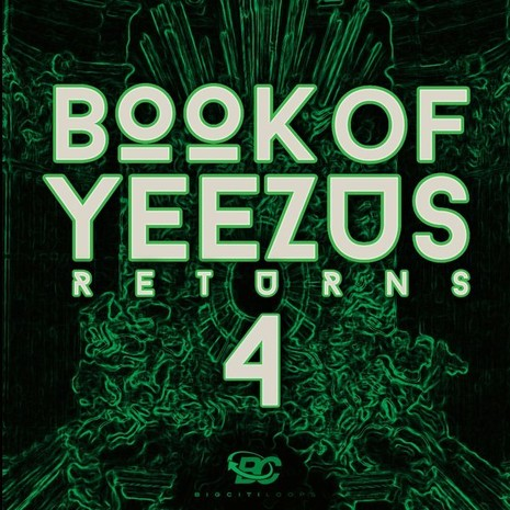 Book Of Yeezus Returns 4