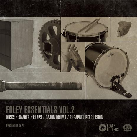Foley Essentials Vol 2
