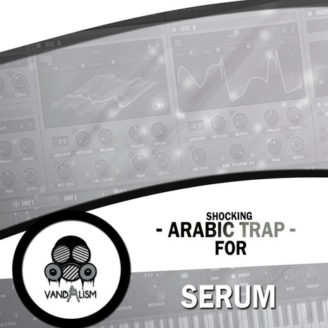 Shocking Arabic Trap For Serum