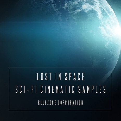 Lost In Space: Sci-Fi Cinematic Samples
