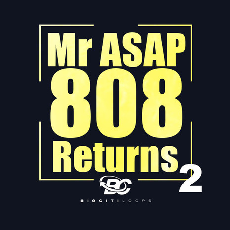 Mr ASAP 808 Returns 2