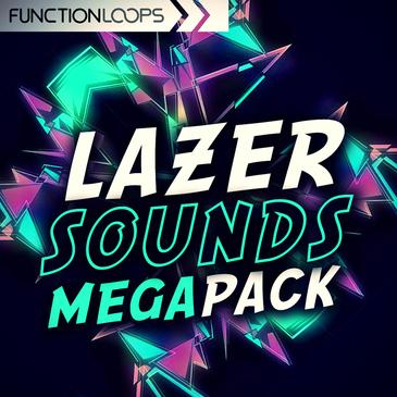 Lazer Sounds Mega Pack