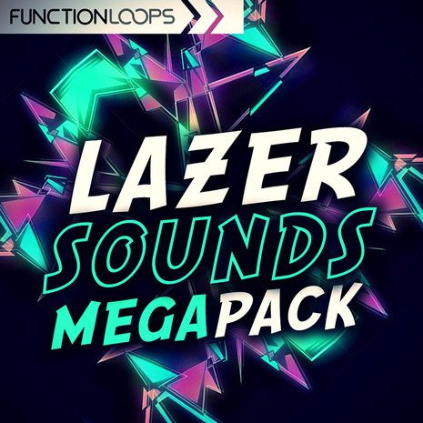 Lazer Sounds Mega Pack