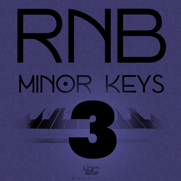 RnB Minor Keys 3