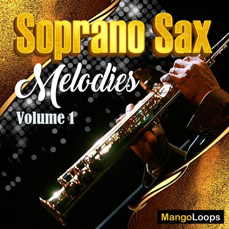 Soprano Sax Melodies Vol 1
