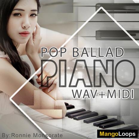 Pop Ballad Piano