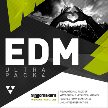 EDM Ultra Pack Vol 4