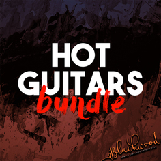 Hot Guitars Bundle