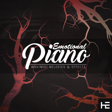 Emotional Piano Melodies Vol 1