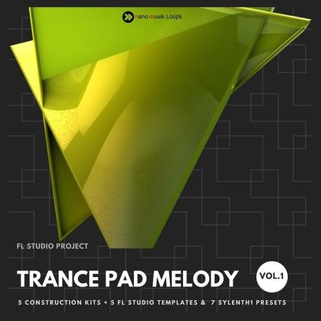 Trance Pad Melody Vol 1