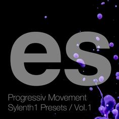 Progressive Movement Sylenth1 Presets Vol 1