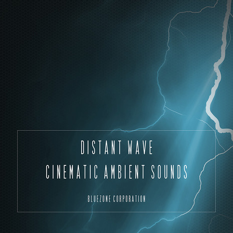 Distant Wave: Cinematic Ambient Sounds