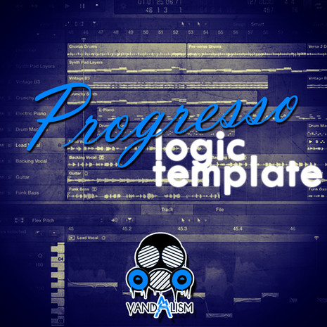 Logic X Template: Progresso