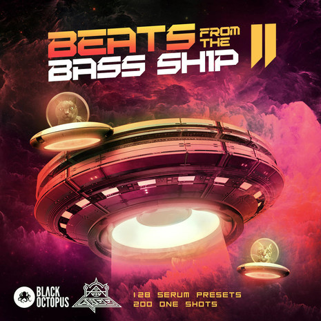 Beats From The Bass Ship 2