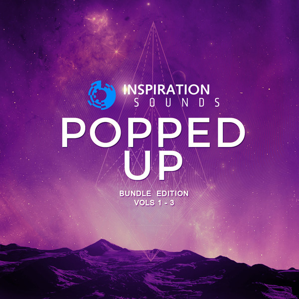 Popped Up Bundle (Vols 1-3)