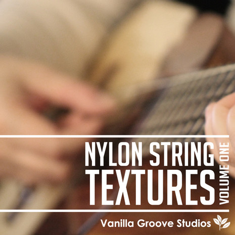 Nylon String Textures Vol 1