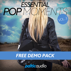 Essential Pop Moments Vol 3: Free Construction Kit