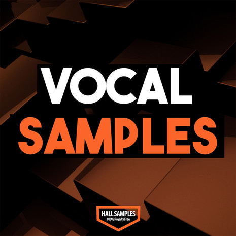 Hall Samples: Vocal Samples