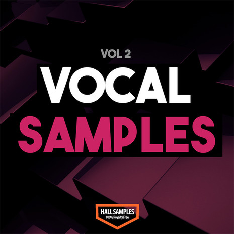 Hall Samples: Vocal Samples 2