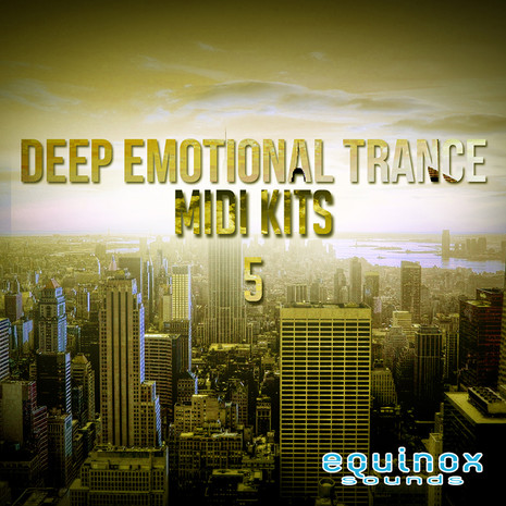 Deep Emotional Trance MIDI Kits 5