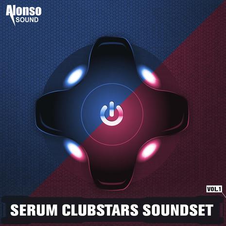 Serum Clubstars Soundset Vol 1
