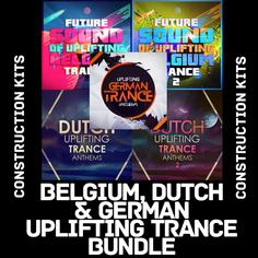 Belgium, Dutch & German Uplifting Trance Bundle