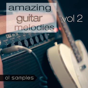 Amazing Guitar Melodies Vol 2