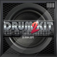 Drum Kit Old School 2