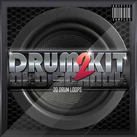 Drum Kit Old School 2